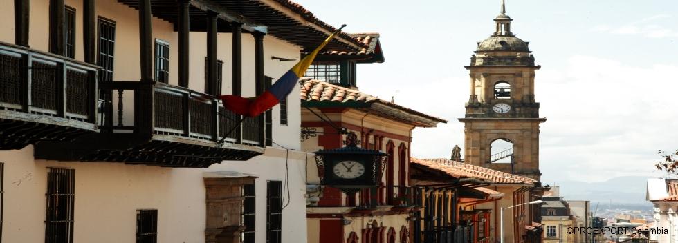 Rencontre colombienne