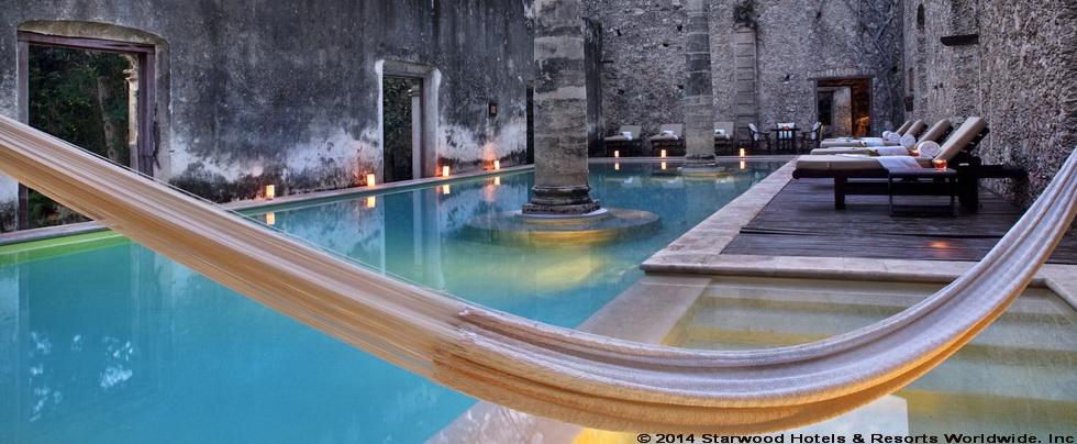 Hacienda uayamon campeche s jour mexique - Vacances originales mexique culsign ...