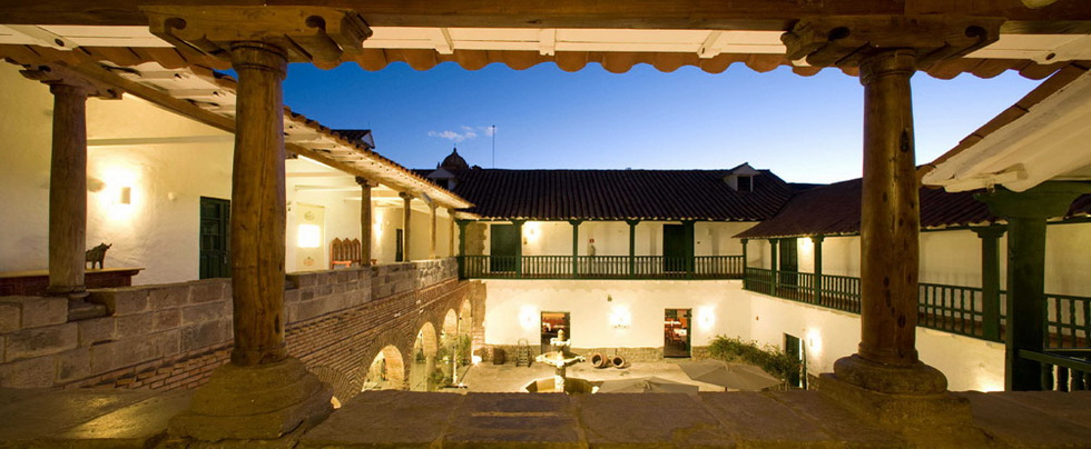 Hotel perou hotel cusco casa andina private collection cusco for Hotel casa andina private collection cusco